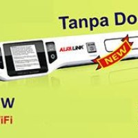 harga Promo Alfalink Portable Scanner AS1213W + microSD 2GB Tokopedia.com