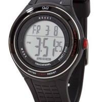 jam tangan DIGITAL ORIGINAL QQ, QandQ, Q & Q, QnQ m134- touchpanel -HI