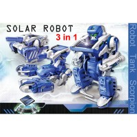 SOLAR ROBOT 3IN1 TOKOPDA