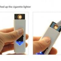 USB Rechargeable Electronic Cigarette Lighter - Korek Api ALternatif