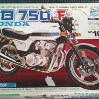 MOKIT CB 750 F