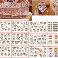 [READY STOCK] Momo Sticker Set Version 1