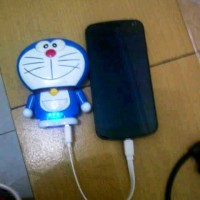 Powerbank Doraemon 8000 mah