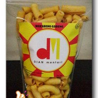 "Makaroni goreng jagung bakar ""Dian Mentari"""