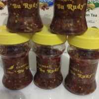 Sambal Bu Rudy (Bawang) Oleh-oleh Khas Surabaya (Bisa COD)