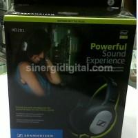 Sennheiser Headset HD 201 BLACK