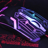 R-Horse Gaming Mouse ROBOCOP FC-1800 3200dpi with METAL FEET