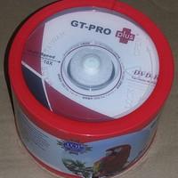 DVD-R 16X GT PRO BURUNG TBG 50