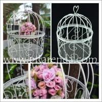 harga Skbb-02 : Sangkar Burung Besi Putih 15 Cm Untuk Dekorasi Pesta Tokopedia.com