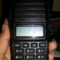 HANDY TALKY BAOFENG UV-82 DUALBAND FM RADIO 5 W Garansi 1 tahun