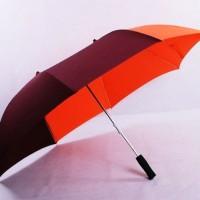 Payung Couple Dualbrella Japan Model Tongkat / Stick