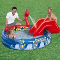 Kolam Perosotan Mandi Bola Kolam Viking Play Pool