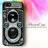 029 KAMERA Iphone 5/5s HARD case,casing,unik,retro,camera,lomo,klasik