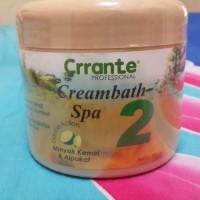 Crante creambath spa -minyak kemiri dan alpukat (u