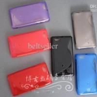 Jual Softcase Gel TPU S-Line Soft Silikon Kondom Case Sony Xperia Miro