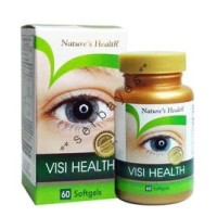 8232A - Nature's Health Visi Health isi 60 - suplemen nutrisi vitamin mineral