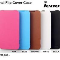 Lenovo S720 : Original Flip Cover Logo