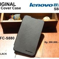 Lenovo S880: Original Flip Cover Logo