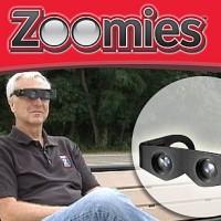 Zoomies Binocular Glasses AS SEEN ON TV / kacamata pembesar