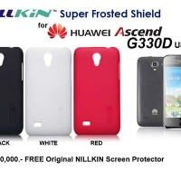 HUAWEI Ascend G330D : NILLKIN Super Frosted Shield FREE SP