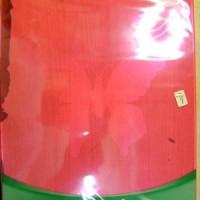 Clipboard / Papan Jalan - Butterfly - Transparent (per Carton 24 pcs)