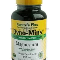 8320A - Nature Plus Dyno-Mins Magnesium isi 90 - suplemen nutrisi vitamin mineral