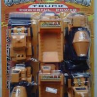 Mainan Mobil Kontruksi Truk Series