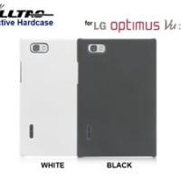 LG Optimus Vu P895 : FULLTAO Hardcase FREE SP (WHITE)