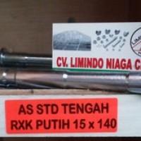 harga As Standar Tengah 15 X 140 - Rx-king - Putih Tokopedia.com
