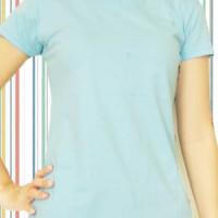 Tshirt Cewek Cotton Combed 20s sz S