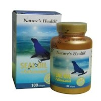8223A - Nature's Health Seal Oil isi 100 - suplemen nutrisi vitamin mineral