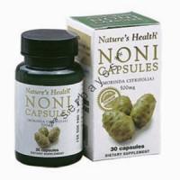 8216A - Nature's Health Noni Capsules isi 30 - suplemen nutrisi vitamin mineral