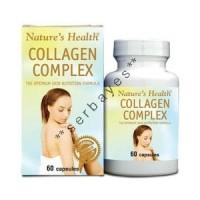 8203A - Nature's Health Collagen Complex isi 60 - suplemen nutrisi vitamin mineral
