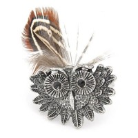 A19448 cincin korea owl