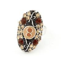A21411 cincin korea diamond k 8