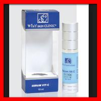 WISH Serum Vitamin C / Serum Vit C / Produk Boyke & Co / Dr Boyke Dian Nugraha (Penghilang keriput Wajah, Kulit Kusam)