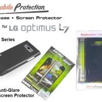 Case LG Optimus L7 P705 : Softcase MP Shiny TPU + FREE SP