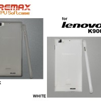 Case Lenovo K900 : Softcase REMAX TPU ( + FREE SP)