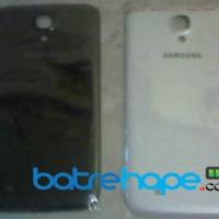 Backdoor Casing Belakang Back Cover Samsung Galaxy Mega 63 Hitam Putih