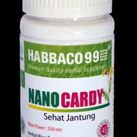 NanoCardy, Sehat Jantung (45 kapsul)