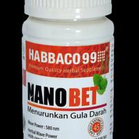 NanoBet, Menurunkan Gula Darah (45 kapsul)