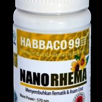 NanoRhema, Herbal Asam Urat dan Rheumatik (45 kapsul)