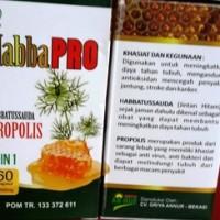 Habbapro, Habbatussauda plus Propolis