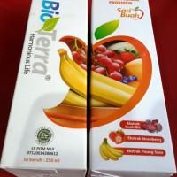 Bioterra, Formula herbal probiotik Sari Buah, 220ml