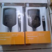 harga Travel Charger Mini USB Blackberry (BB) Original Model Gemini / Javelin / Non USB / Batok Black Tokopedia.com