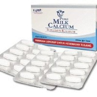 Pure Milk Calcium from Immunotec