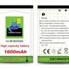 Battery/Baterai Blackberry (BB) Hippo Double Power C-S2 1600mAh (Gemini / Aries / Kepler)