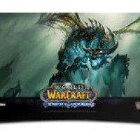 Steelseries 5C World Of Warcraft Frost Wrym Edition