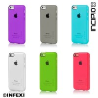 Incipio feather Clear for iPhone 5C