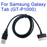 Samsung 30 Pin to USB Cable Adapter for Galaxy Tab - Black - SSUA02BK